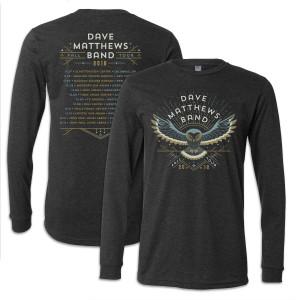 2018 Fall Tour Long Sleeve T-Shirt