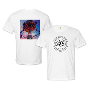 Under The Table And Dreaming 25th Anniversary tee