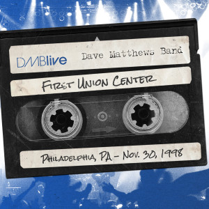 DMBLive First Union Center, Philadelphia, PA 11-30-1998