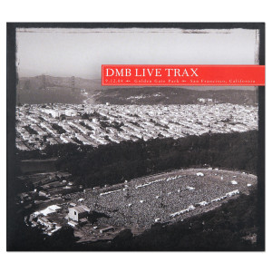 DMB Live Trax Vol. 2: Golden Gate Park