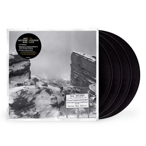 Dave Matthews Band Live At Red Rocks Vinyl