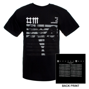 Depeche Mode Striped Band Itin