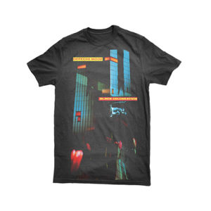 Depeche Mode Black Celebration T-Shirt
