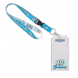 Danica Patrick Credential Holder with Lanyard