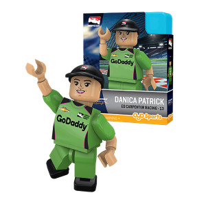 Danica Patrick 2018 INDY Mini-Figure
