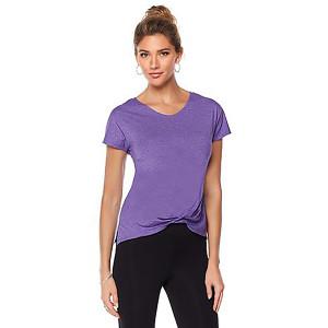 Danica Patrick Warrior Twisted Hem T-shirt