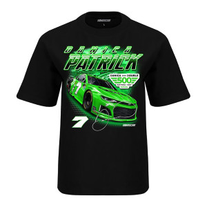 Danica Patrick 2018 NASCAR #7 GoDaddy Youth T-shirt