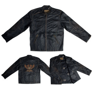 Limited Edition Leather Jacket