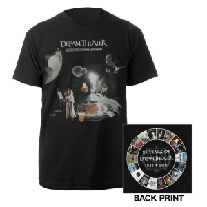 25th Anniversary Dream Theater Tee