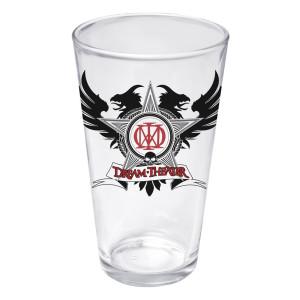 Dream Theater Black Star Pint Glass