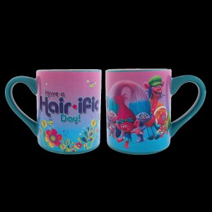 Trolls 14oz Ceramic Mugs