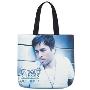 Enrique Iglesias Tote Bag