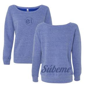 Súbeme Ladies Sweatshirt