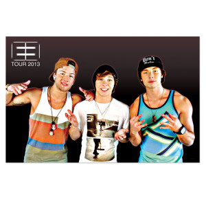Emblem3 Band Photo Tour Poster