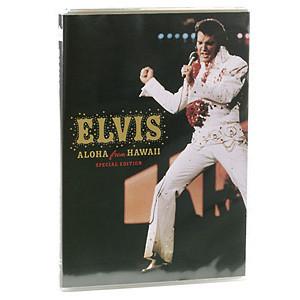 ELVIS Aloha From Hawaii DVD
