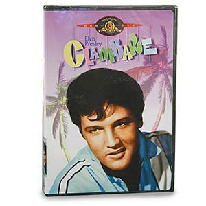 ELVIS Clambake DVD