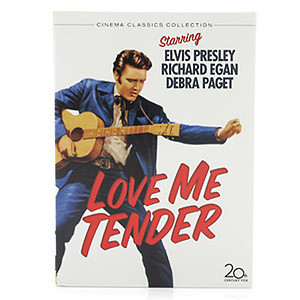 elvis love me tender special edition dvd shop the. Black Bedroom Furniture Sets. Home Design Ideas