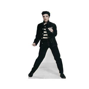 Elvis - Jailhouse Rock Lifesize Stand Up