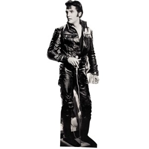 Elvis '68 Comeback Special Lifesize Talking Stand Up