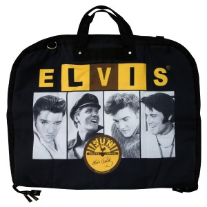 Elvis Sun Records Black Garment Bag