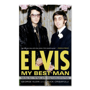 Elvis: My Best Man Book (Paperback)