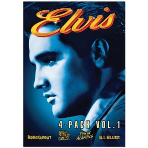 Elvis: Four-Movie Collection Volume 1 DVD