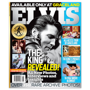 ELVIS – The King Revealed Magazine