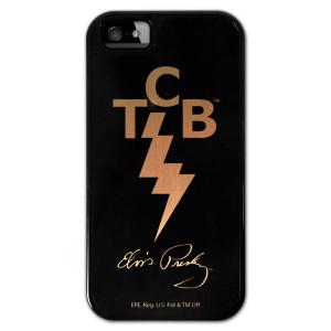 Elvis TCB iPhone5 Lowell Hays Black Case