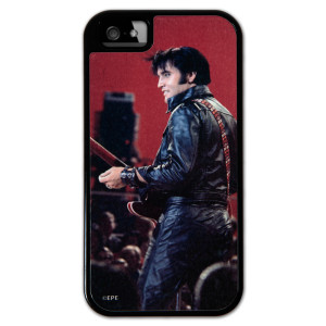 Elvis 68 Special iPhone5 Lowell Hays Black Case