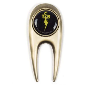 Elvis TCB Divot Tool w/Ball Marker