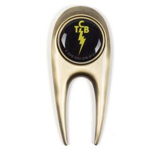 Elvis TCB Divot Tool w/Ball Marker