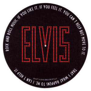 Elvis 68 Special Slip Mat