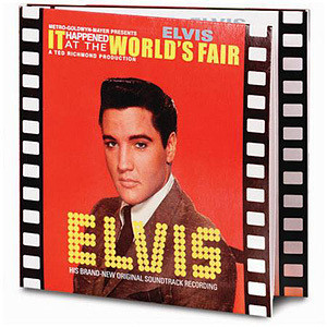 Elvis - It Happened At The Worlds Fair FTD CD