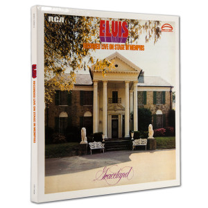 ELVIS Recorded Live on Stage in Memphis FTD CD