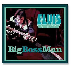 ELVIS Big Boss Man FTD CD