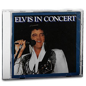 ELVIS in Concert CD