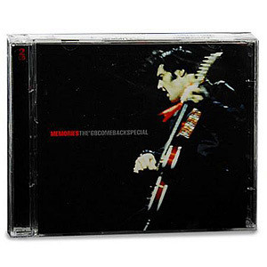 Elvis - Memories CD