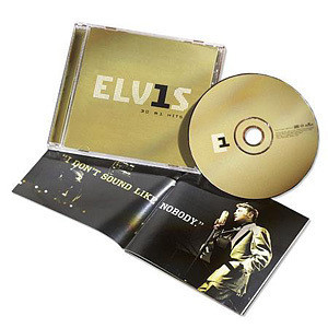 Elvis 30 #1 Hits CD