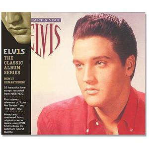 Elvis - Heart & Soul Remastered CD