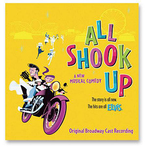 All Shook Up Elvis CD