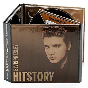 Elvis Presley HitStory Deluxe CD Set