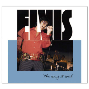 Elvis The Way It Was FTD CD