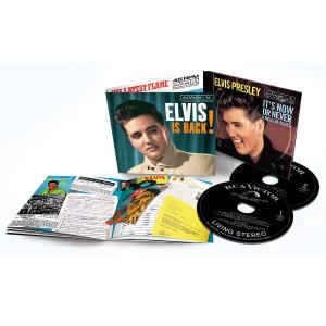 Elvis is Back! Legacy Edition 2-CD Set
