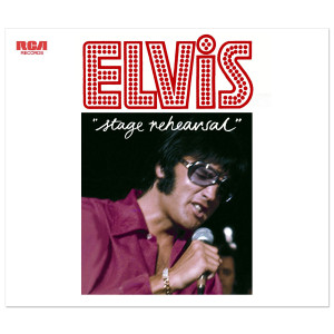 Elvis Stage Rehearsal FTD CD