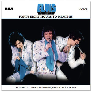 Elvis Forty Eight Hours to Memphis FTD CD (Mono)