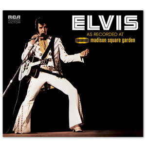 Elvis as Recorded at Madison Square Garden CD
