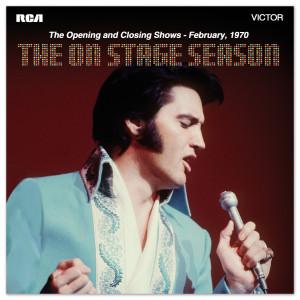 Elvis The On Stage Season FTD CD