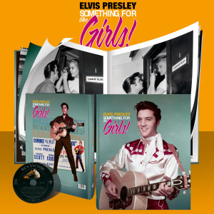 Elvis Something for the Girls FTD Book/CD