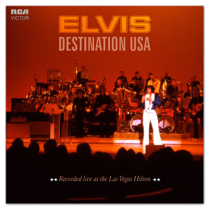 Pre-Order Elvis Destination USA FTD CD