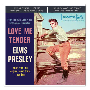 Elvis Presley Love Me Tender FTD CD